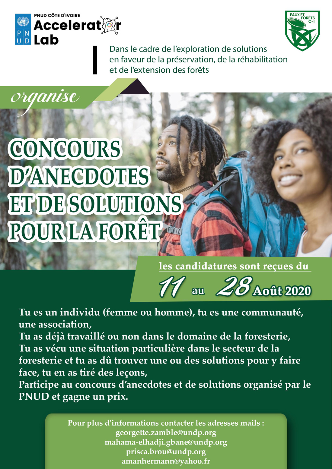 concours anecdotes forêt